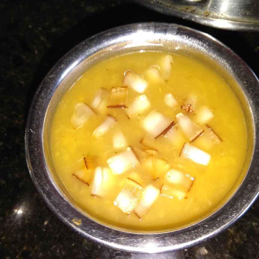 Photo of Coconut milk dal payasam by sudha rani at BetterButter