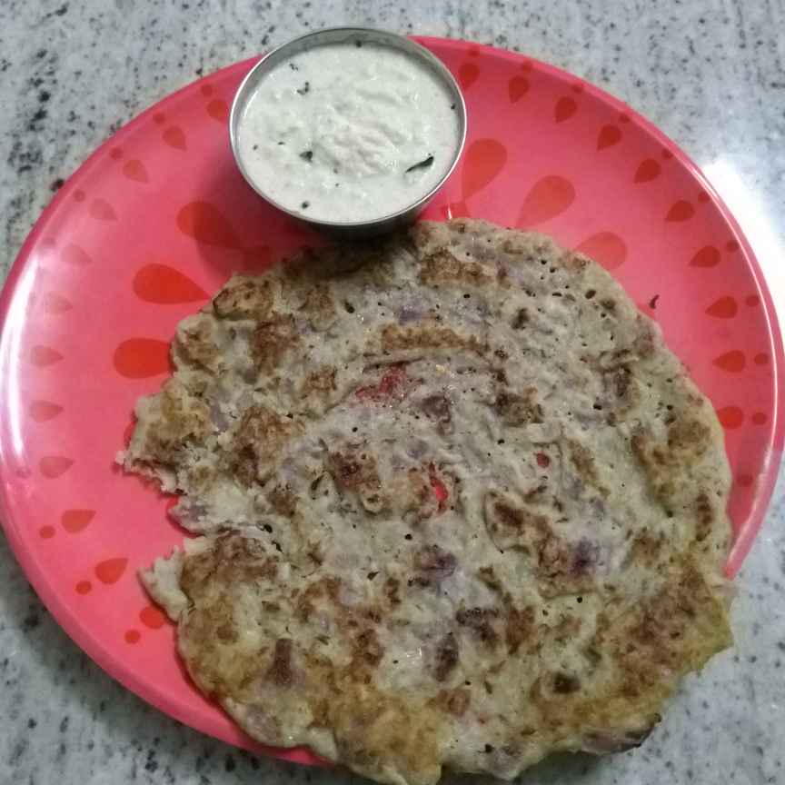 Photo of Parupu ada and coconut chutney by sudha rani at BetterButter