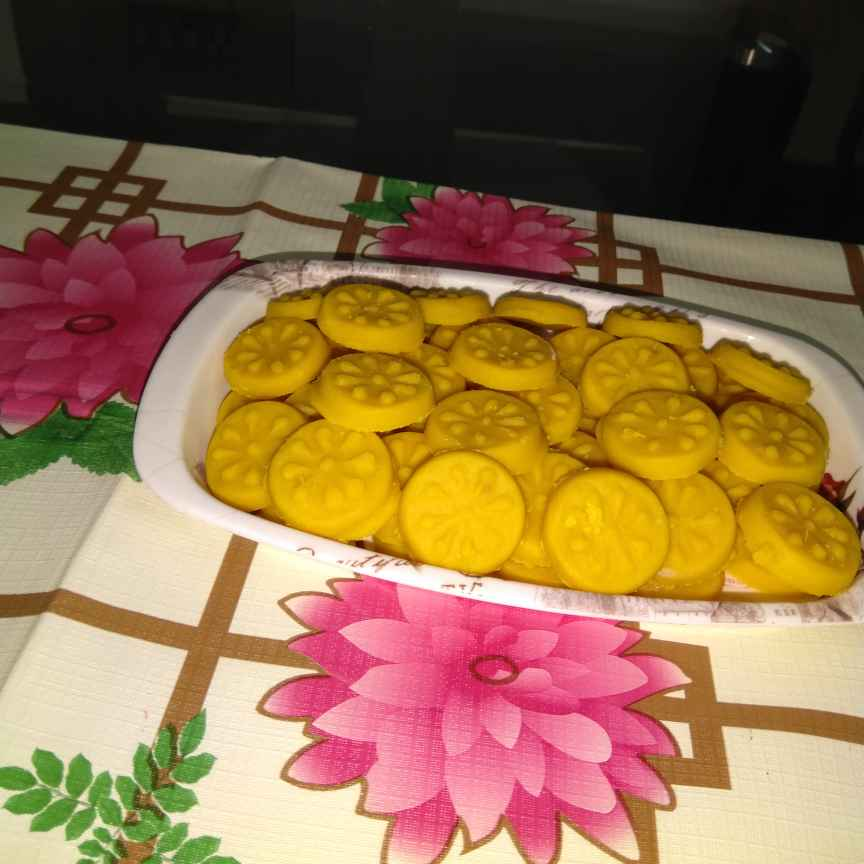 Photo of Milk peda by sudha rani at BetterButter