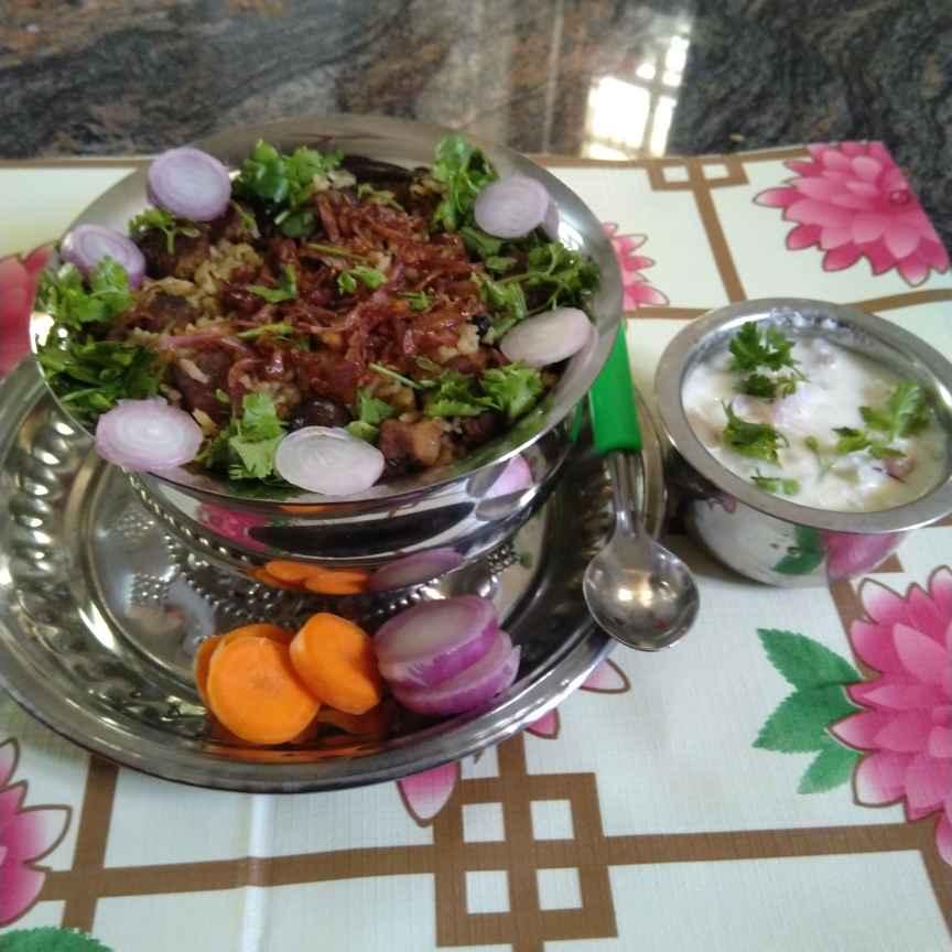 Photo of Mutton biryani by sudha rani at BetterButter