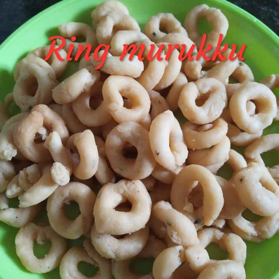Photo of Ring murukku by sudha rani at BetterButter