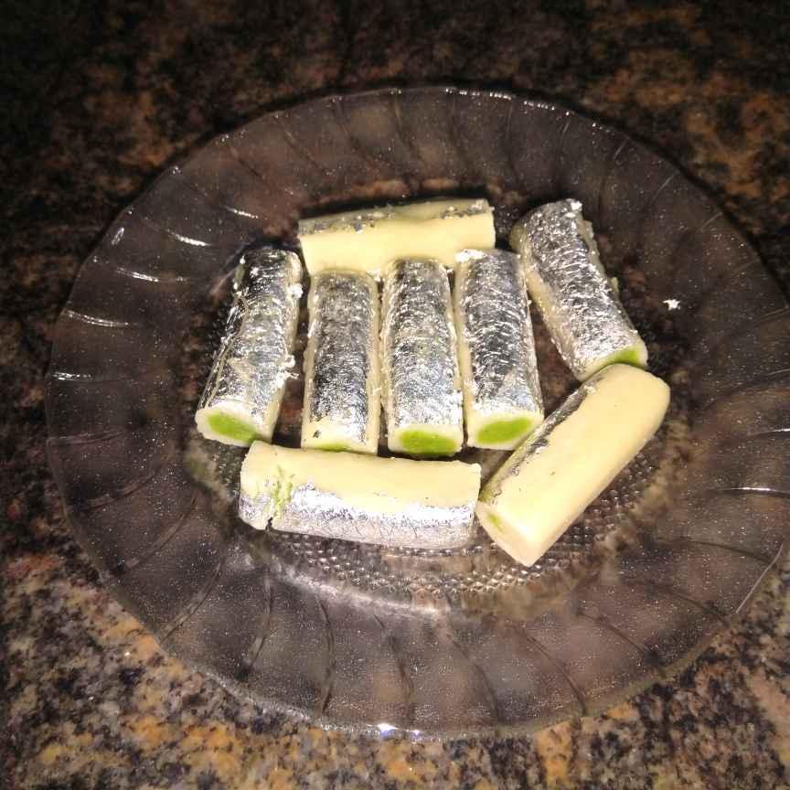 Photo of Badam Cashew nut roll by sudha rani at BetterButter