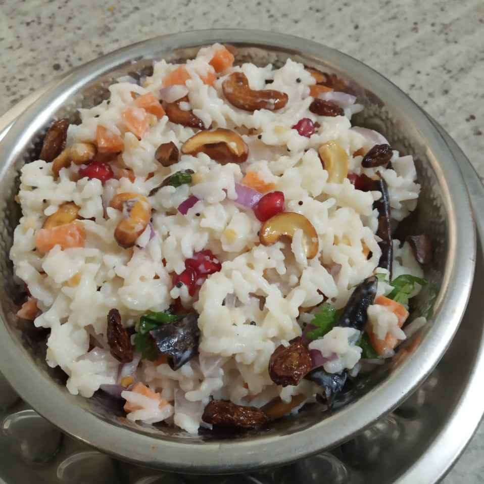 Photo of Curd rice by sudha rani at BetterButter