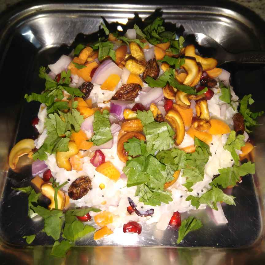 Photo of Coconut milk pulav by sudha rani at BetterButter