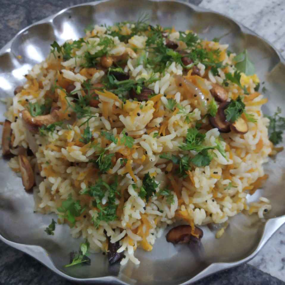 Photo of Carrot rice by sudha rani at BetterButter