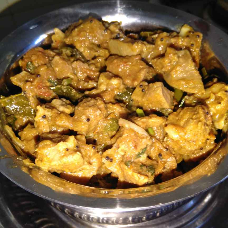 Photo of Mutton pry by sudha rani at BetterButter