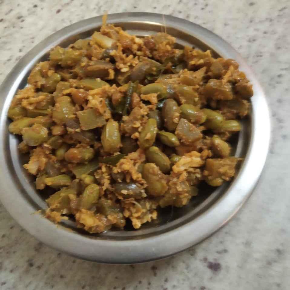 Photo of Awara snake gourd poriyal by sudha rani at BetterButter