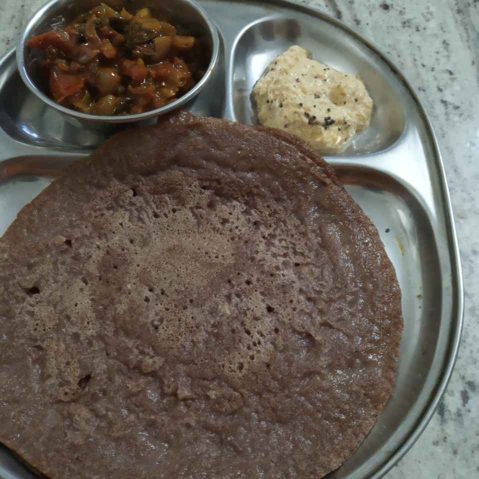 Photo of Ragi dosa by sudha rani at BetterButter
