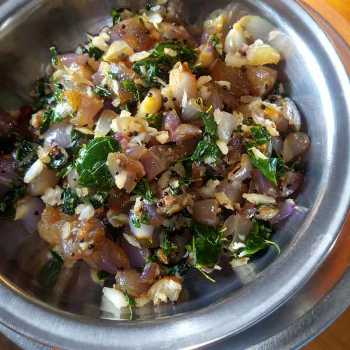 Photo of Onion porial by sudha rani at BetterButter