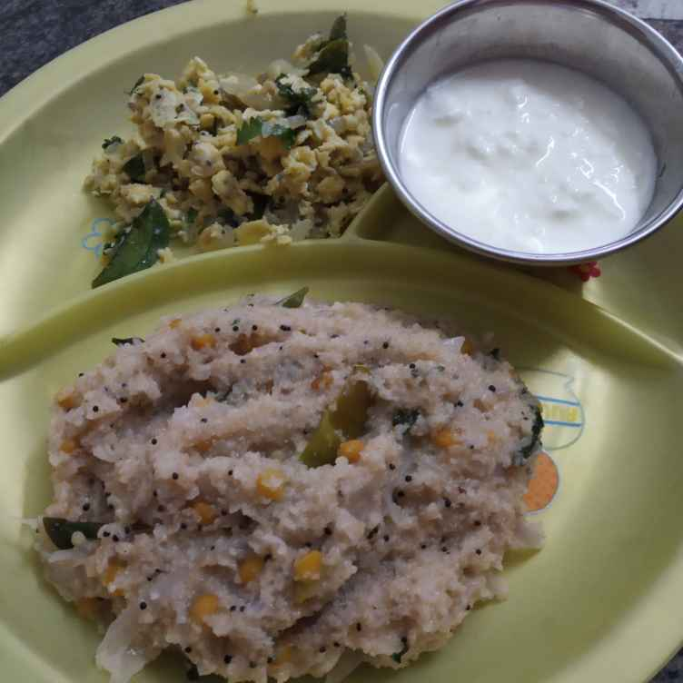 Photo of Wheat upma by sudha rani at BetterButter