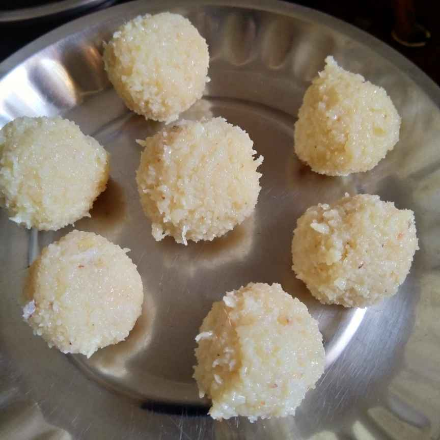 Photo of Instant Ladoo by sudha rani at BetterButter