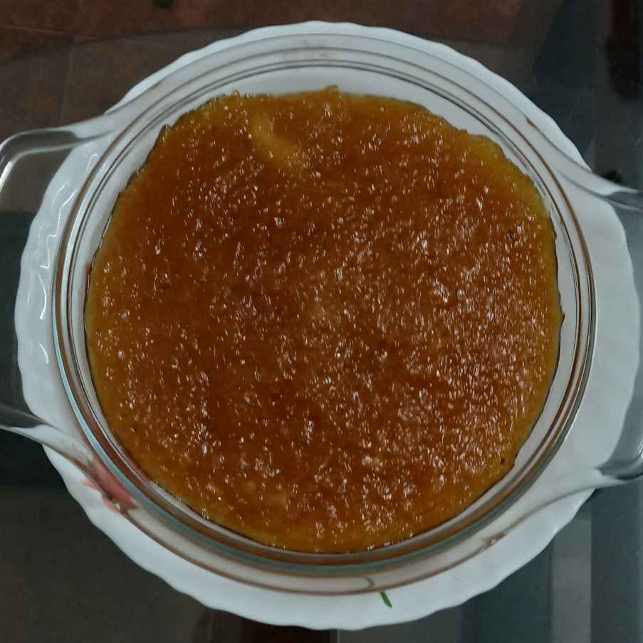 Photo of Raw mango pachadi by sudha rani at BetterButter