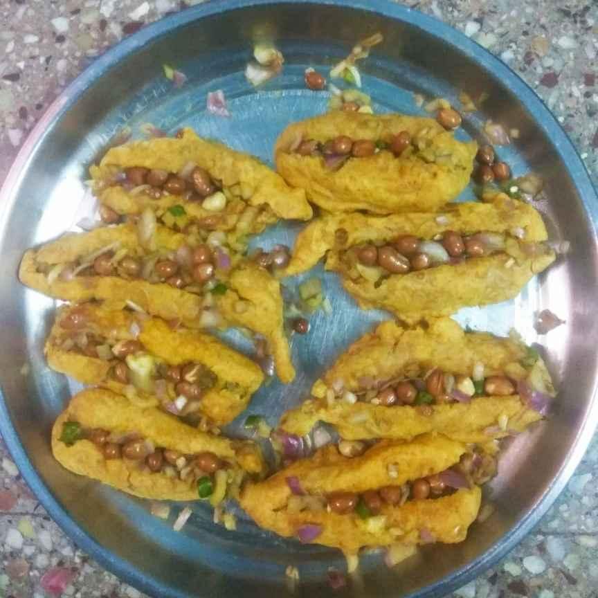 Photo of Chilli peanut bhajiya  by Sudha Sai at BetterButter