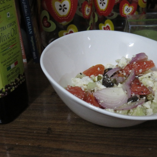 How to make Greek Salad