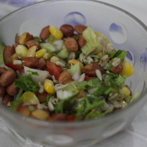 How to make Sprout Salad