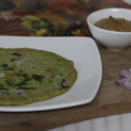 Photo of Pesaratu (Moong Dal Dosa) by Sudha Sridhar at BetterButter