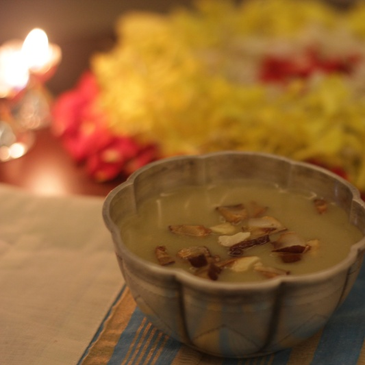 How to make Pazhappradaman - Banana in coconut milk