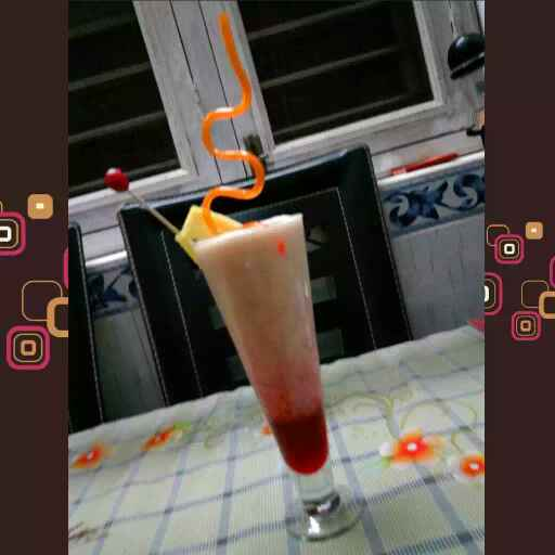 Photo of Pink Beauty Mocktail by Jalpa Ambani at BetterButter