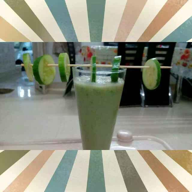 Photo of Summer Cucumber Cooler by Jalpa Ambani at BetterButter