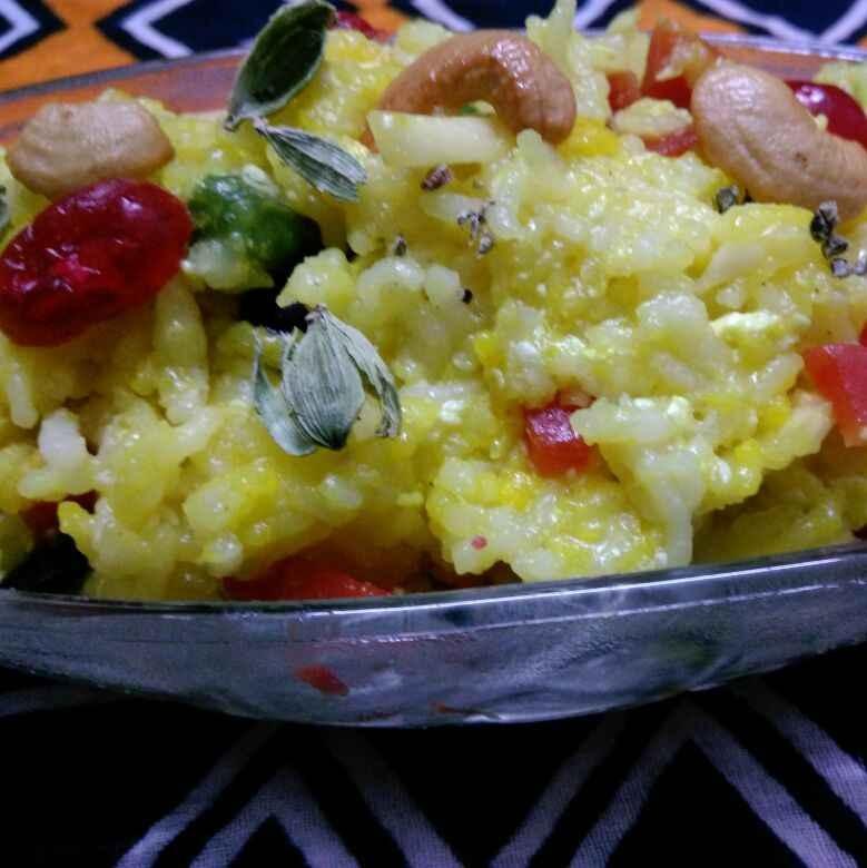 Photo of KASHMIRI PULAO by Jalpa Ambani at BetterButter