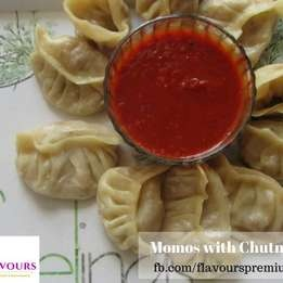 How to make Chicken Momos (Steamed)