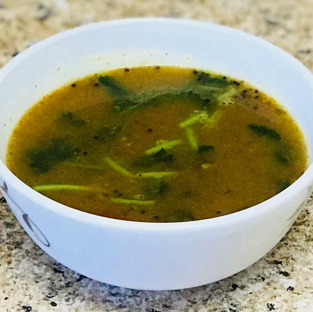 How to make Pepper rasam