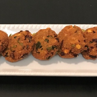 How to make South Indian Style Chicken Vadai: