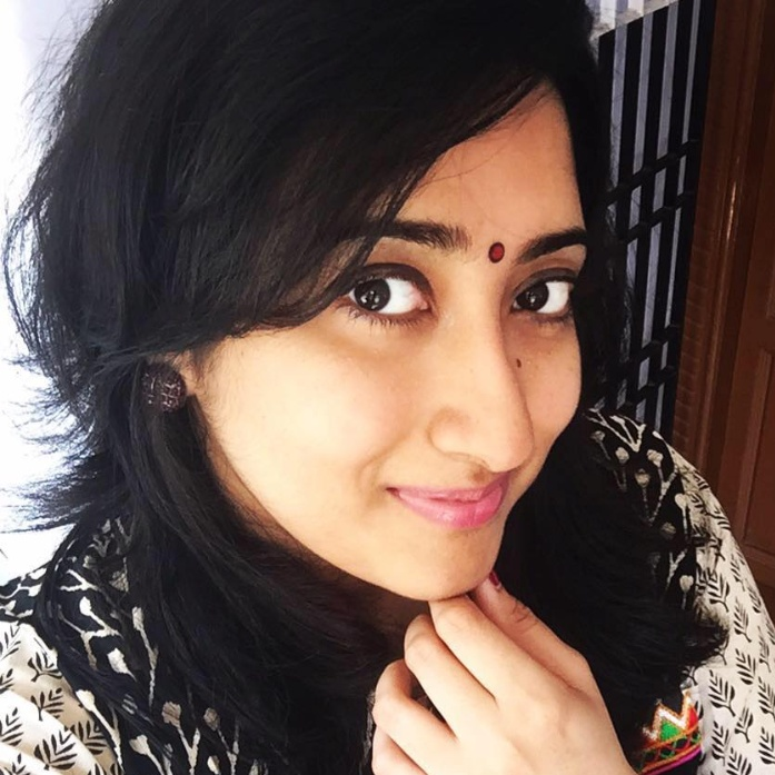 Suganya Hariharan food blogger