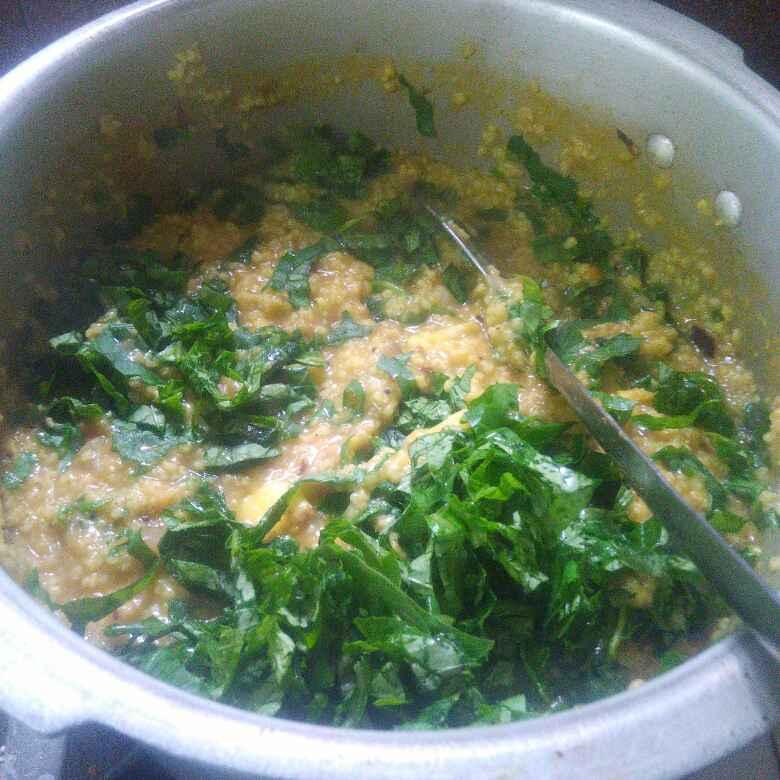 Photo of Manithakkali keerai rice by sugunasivaraman sugunasivaraman at BetterButter