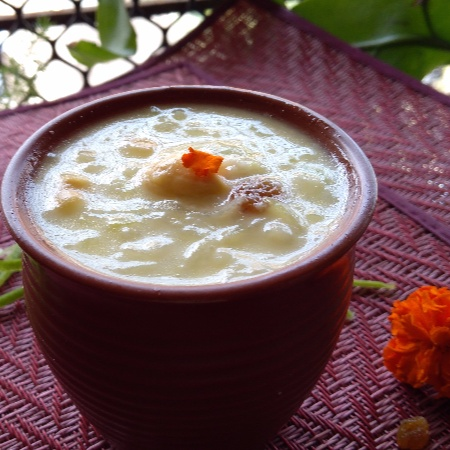 Photo of White Pumpkin Kheer by Sujata Hande-Parab at BetterButter