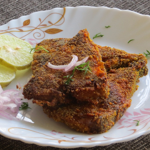 Photo of Black Pomfret Fry by Sujata Hande-Parab at BetterButter