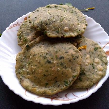 How to make Methi Puri