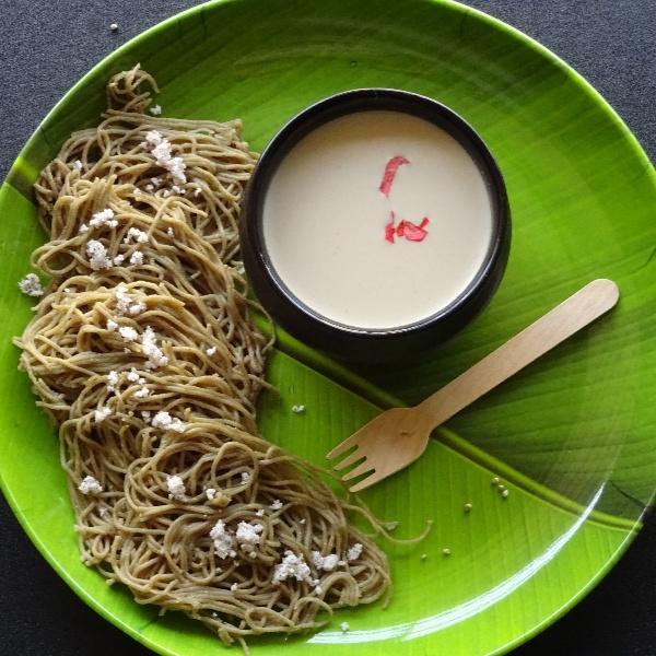 How to make Pearl Millet (Bajra) Idiyappam