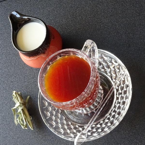 Photo of Lemongrass Ginger Tea by Sujata Hande-Parab at BetterButter