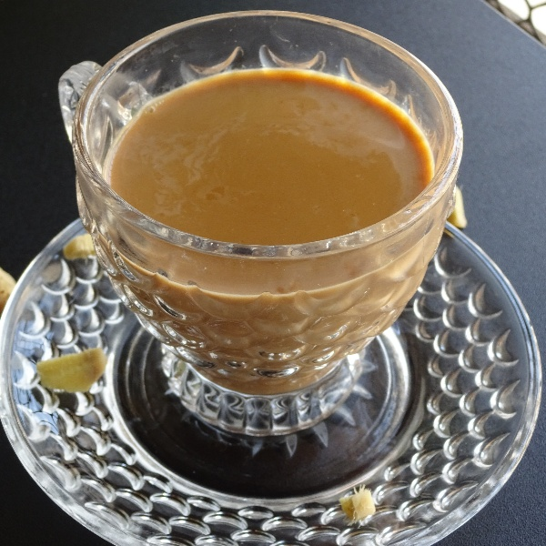 Photo of Ginger Jaggery Tea by Sujata Hande-Parab at BetterButter