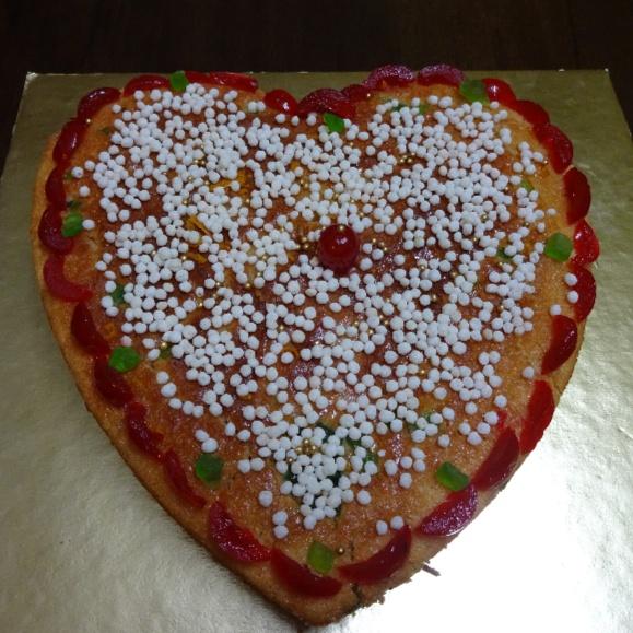 How to make Semolina Honey Cake