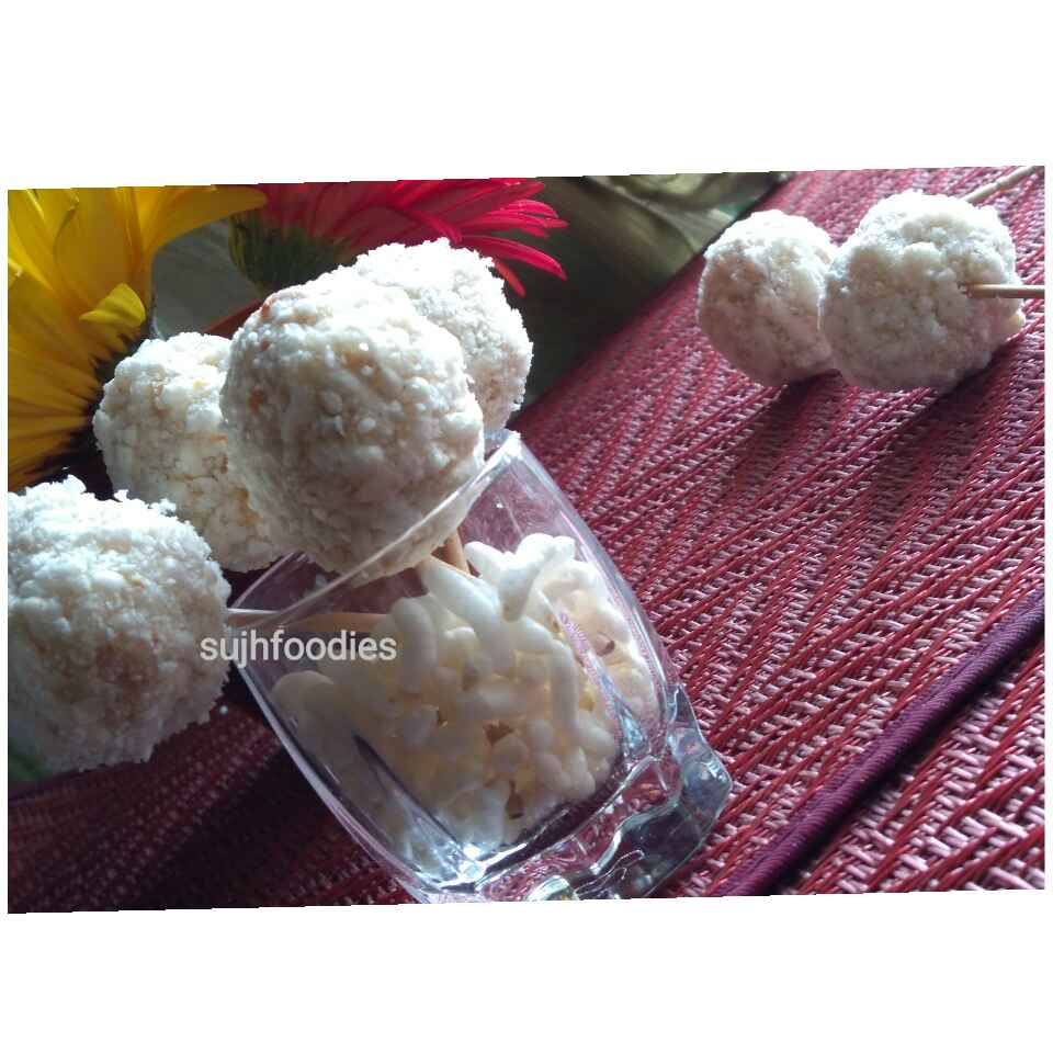 How to make Puffed Rice Pops