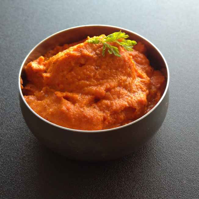 Photo of Tomato Red Chili Chutney by Sujata Hande-Parab at BetterButter