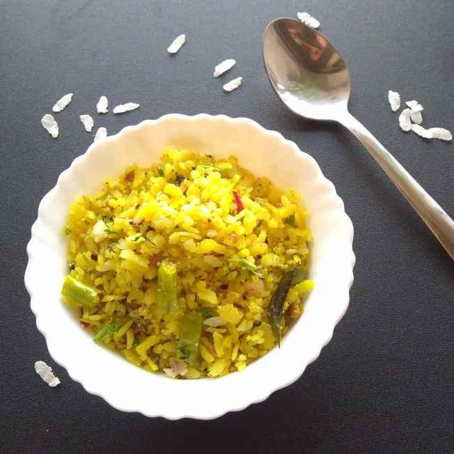 How to make Kanda Pohe
