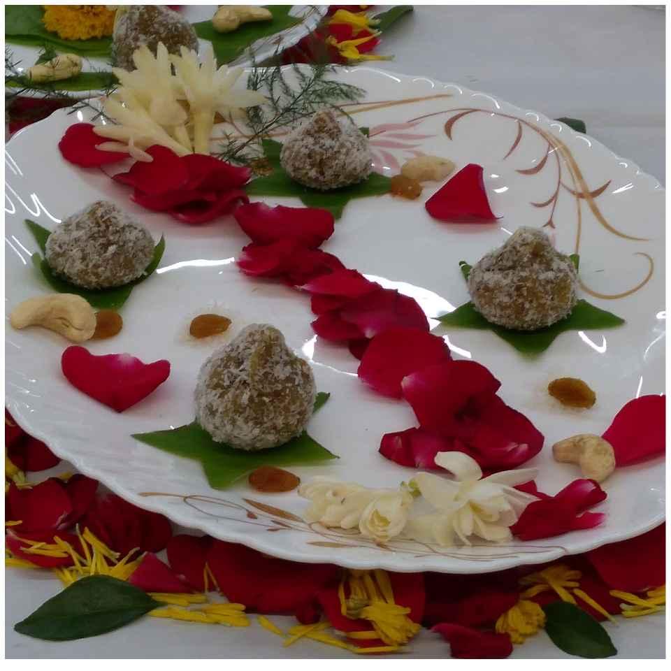 Photo of Banana Dry fruits Modak by Sujata Hande-Parab at BetterButter