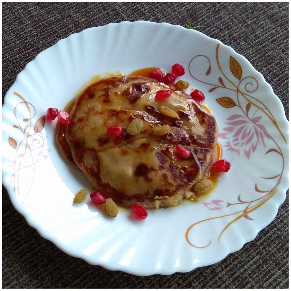 Photo of Fruit Pancake by Sujata Hande-Parab at BetterButter