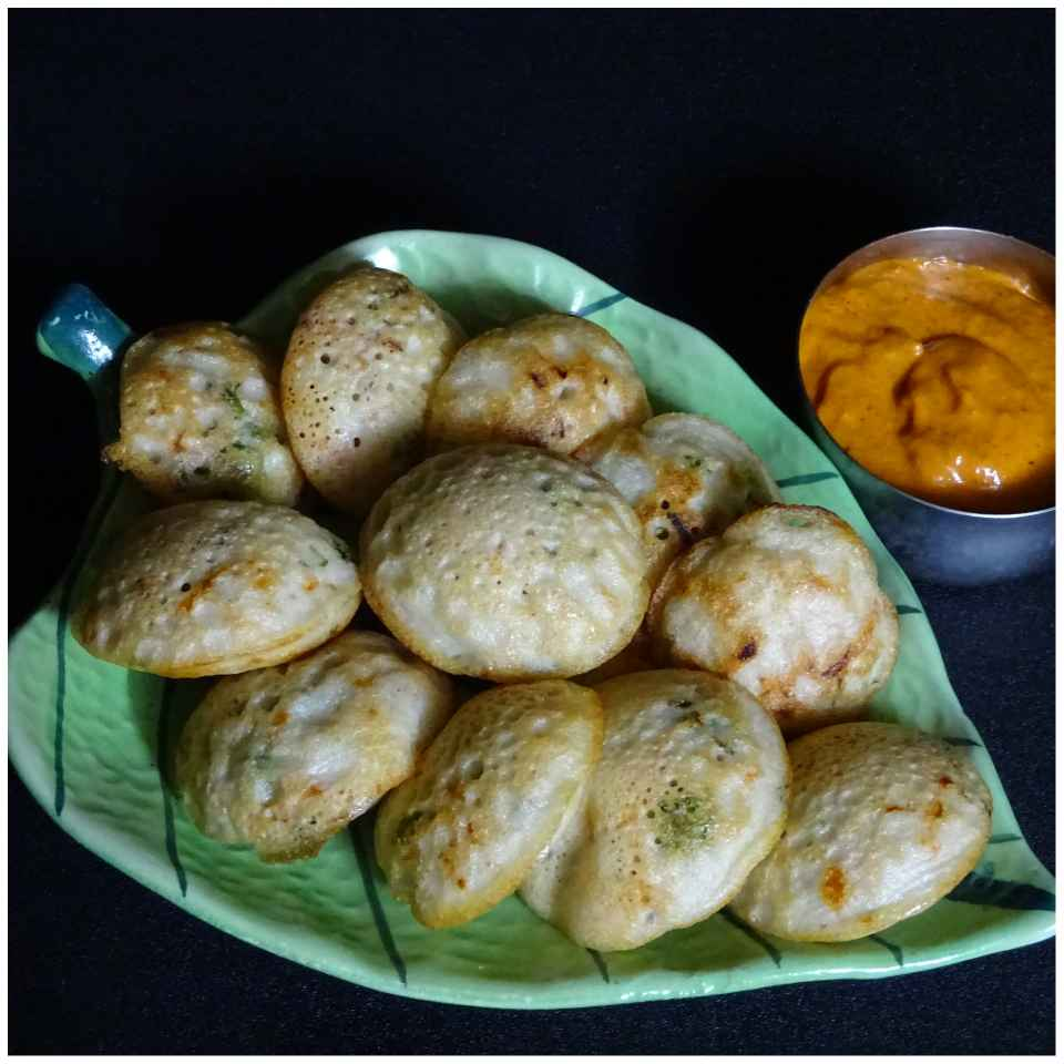 Photo of Veg Appe by Sujata Hande-Parab at BetterButter