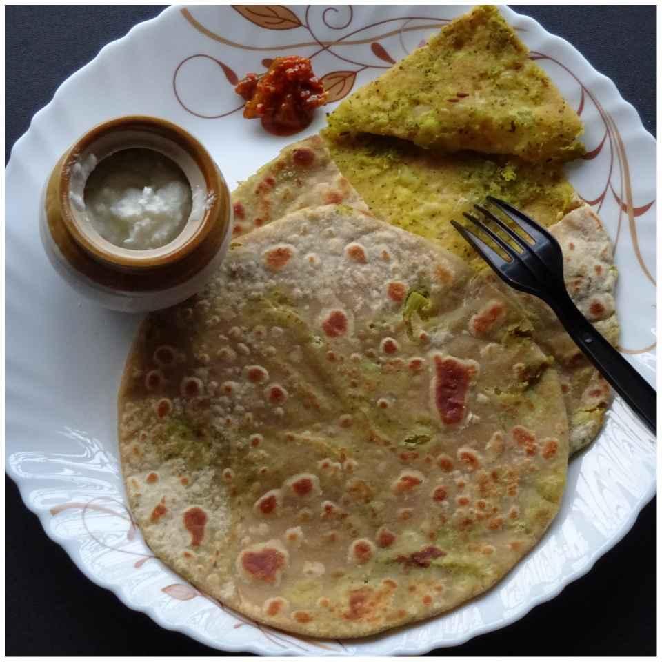 Photo of Broccoli Paratha by Sujata Hande-Parab at BetterButter