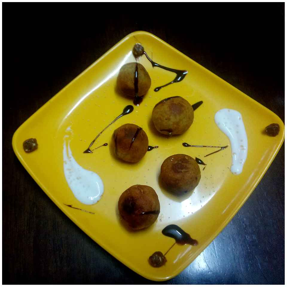 Photo of Assorted Sweet Potato Balls by Sujata Hande-Parab at BetterButter