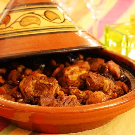 How to make Moroccan Lamb Tagine