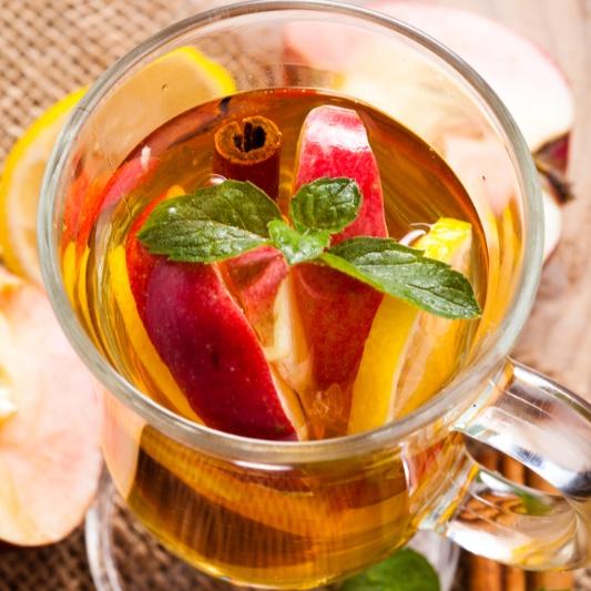 How to make Apple Cinnamon Tea