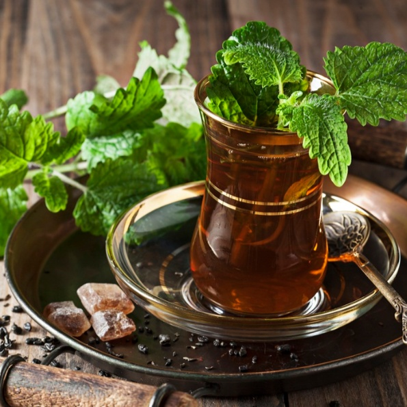 Photo of Moroccan Mint Tea by Sujata Limbu at BetterButter