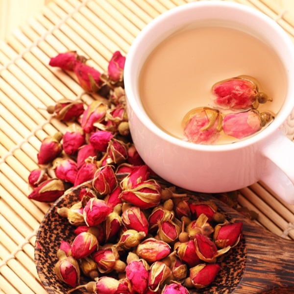 How to make Rose Tea
