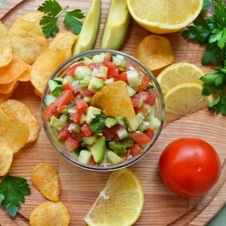Photo of Avocado Salsa by Sujata Limbu at BetterButter