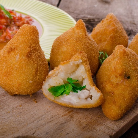 Photo of Chicken Coxinhas by Sujata Limbu at BetterButter